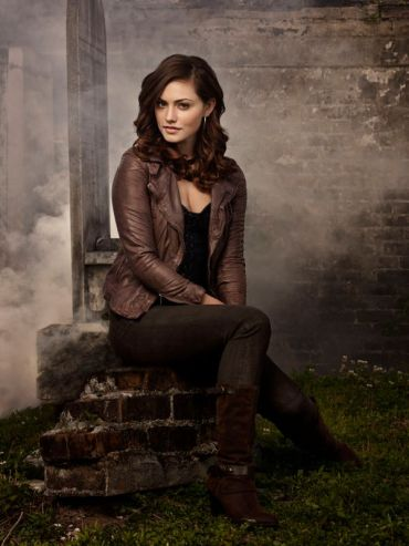 Phoebe Tonkin as Hayley Marshall