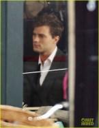 Jamie Dornan Begins Filming 'Fifty Shades Of Grey'