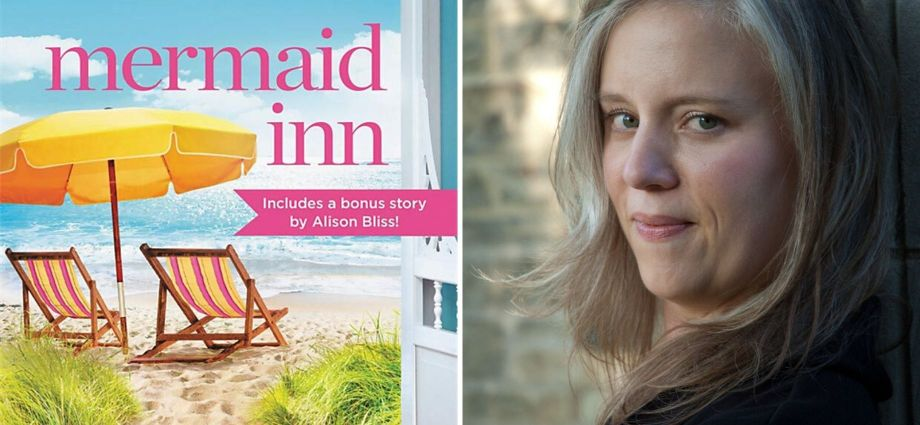 """""""Mermaid Inn"""" by Jenny Holiday Review: The Escape You NEED Right Now"""