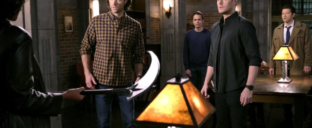 "'Supernatural' 15x12 Review: ""Galaxy Brain"""