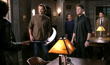 "'Supernatural' 15x12 Review: ""Galaxy Brain"""