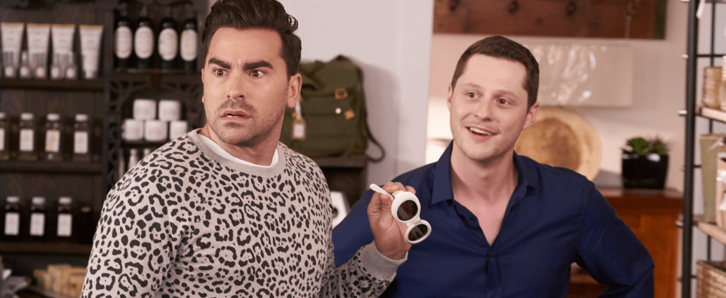 'Queerly Not Straight': What 'Schitt's Creek' Has Done for the LGBTQ+ Community