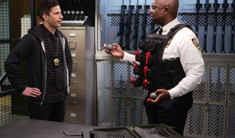 "'Brooklyn Nine-Nine' 7x12 Review: ""Ransom"""