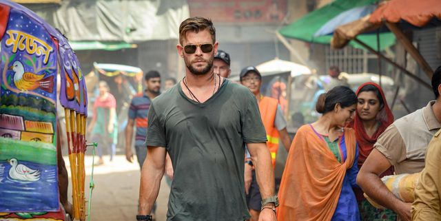 'Extraction' Advanced Review: Action, Heart, and Redemption
