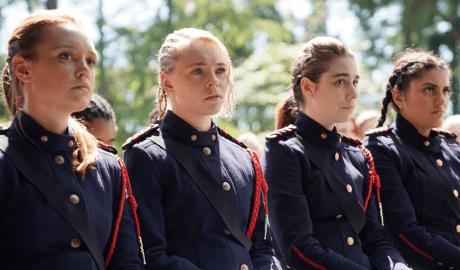 "'Motherland: Fort Salem' 1x09 Review: ""Coup"""