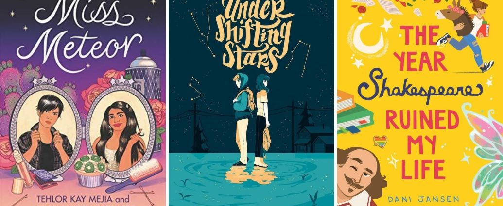 Queerly Not Straight: 9 LGBTQ+ Books You Should Read This September