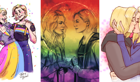 'Doctor Who': 22 The Doctor and Rose Tyler Fanart Pieces That Made Us Swoon