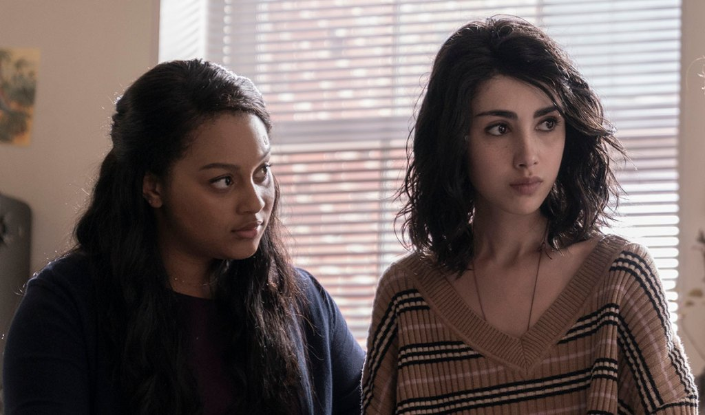 EXCLUSIVE INTERVIEW: Aaliyah Royale from 'The Walking Dead: World Beyond'