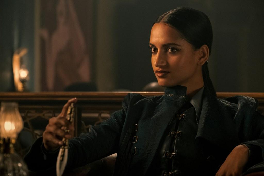 Amita Suman as Inej Ghafa