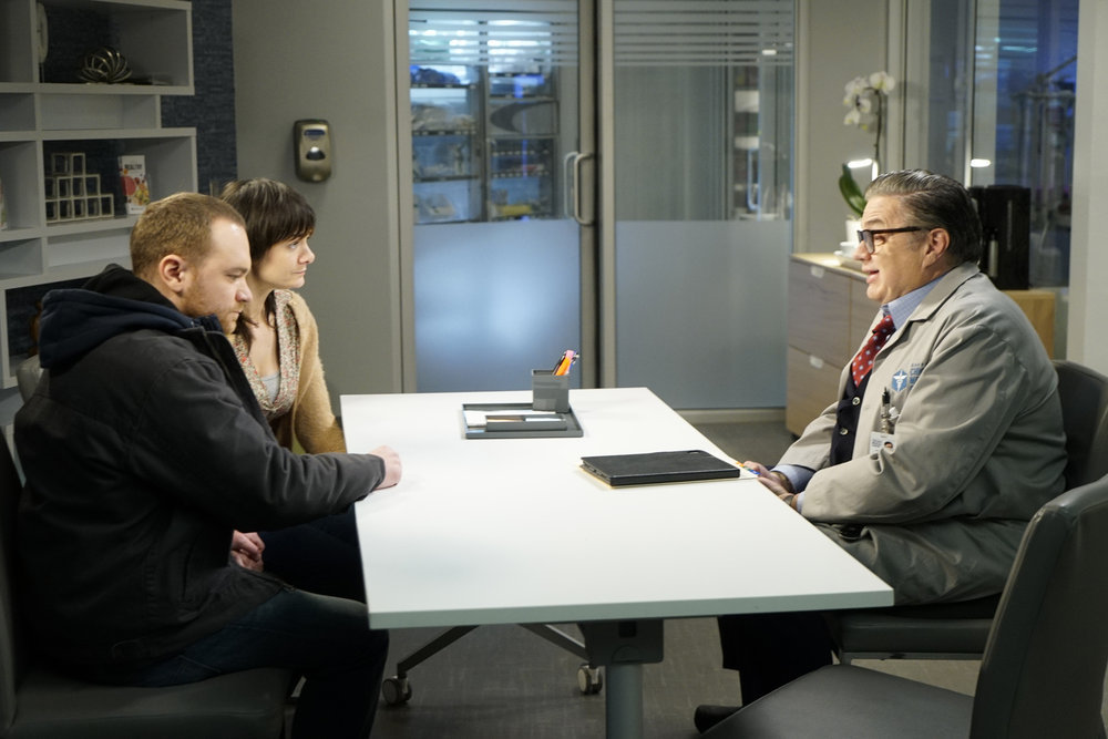 """CHICAGO MED 6x08 """"Fathers and Mothers, Daughters and Sons"""""""