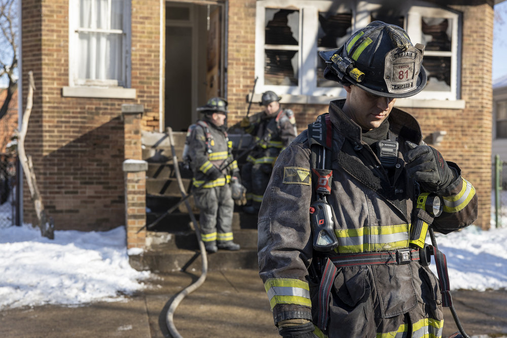 "CHICAGO FIRE -- ""Escape Route"" Episode 908"