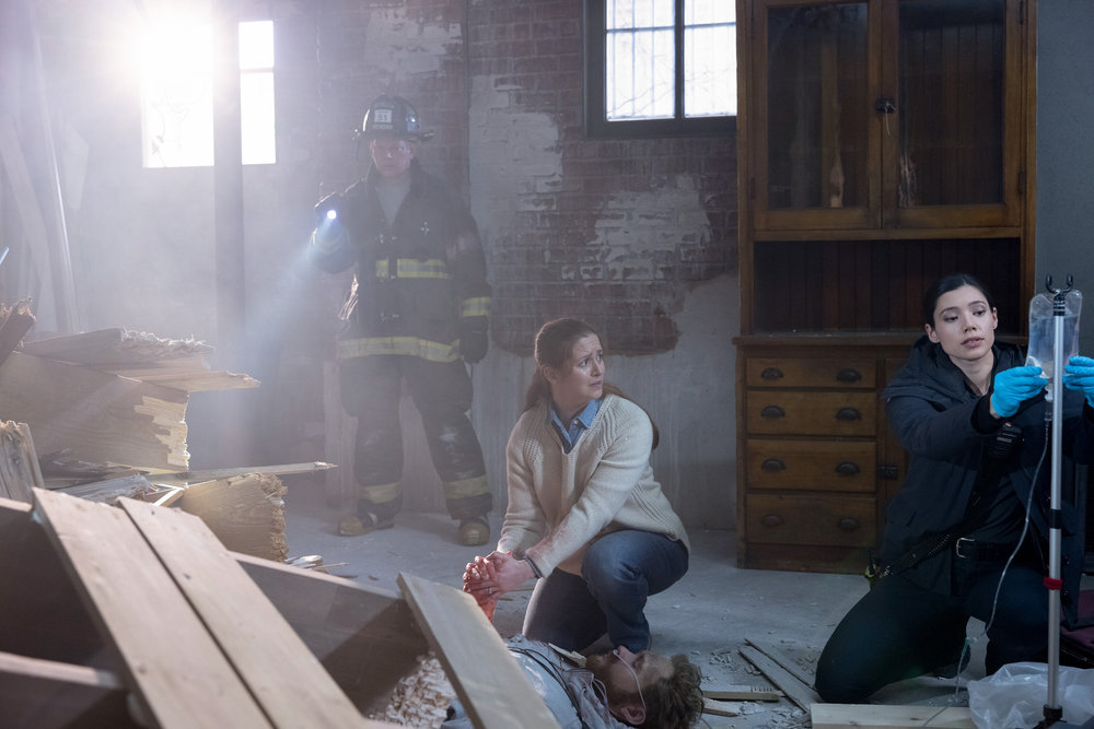 """CHICAGO MED -- """"Some Things Are Worth The Risk"""" Episode 612"""
