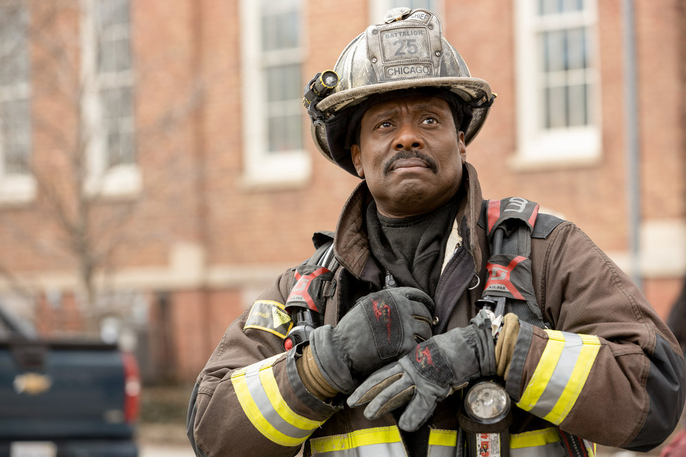 """CHICAGO FIRE -- """"Natural Born Firefighter"""" Episode 912"""