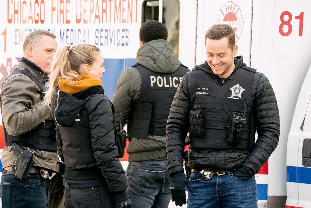 """CHICAGO P.D. -- """"Safe"""" Episode 814 --"""