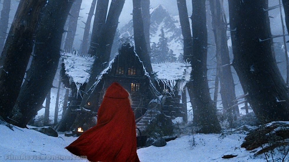 A-Z Movie Reviews: 'Red Riding Hood'