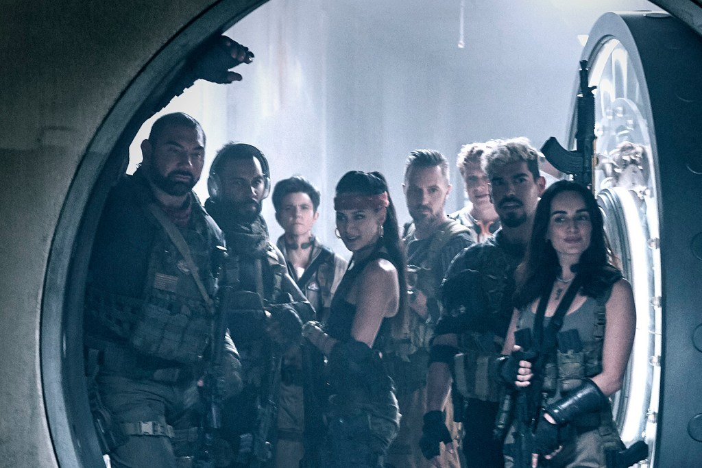 EXCLUSIVE: 15 Things We Learned from the 'Army of the Dead' Cast & Crew