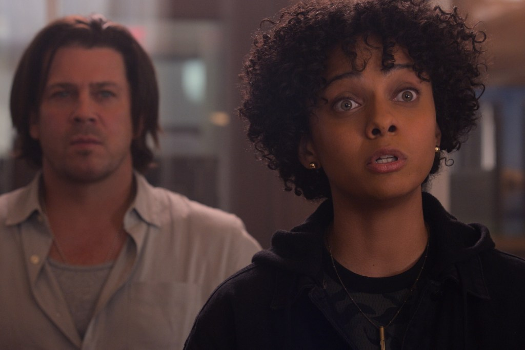 Leverage: Redemption 1x03 Review: The Rollin'on the River Job