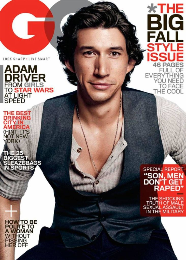 10 Photos That Prove the Adam Driver Thirst is Real