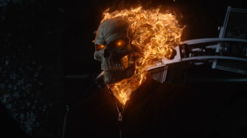 Ghost Rider Phil Coulson