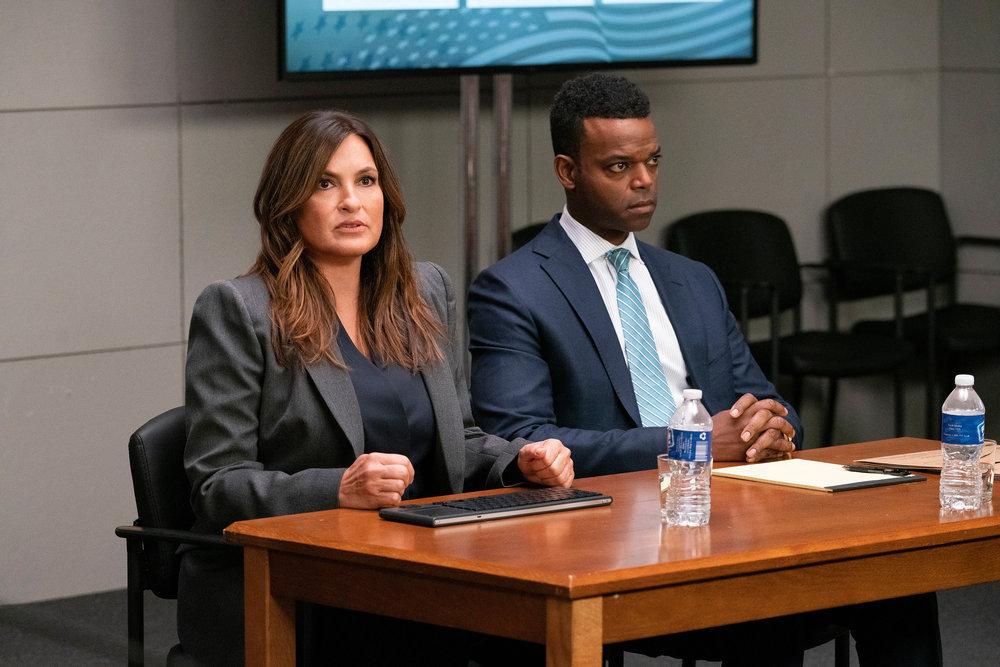 Law & Order: SVU season 23 episode 1