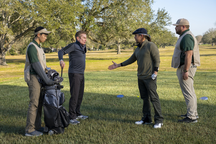 Leverage: Redemption 1x12 Review: The Golf Job