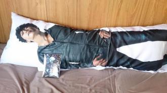gackt official hug pillow 1