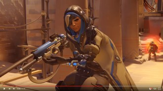 overwatch ana amari disapproving grandma face