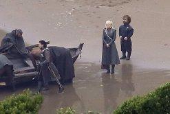 jon snow daenerys tyrion season 7