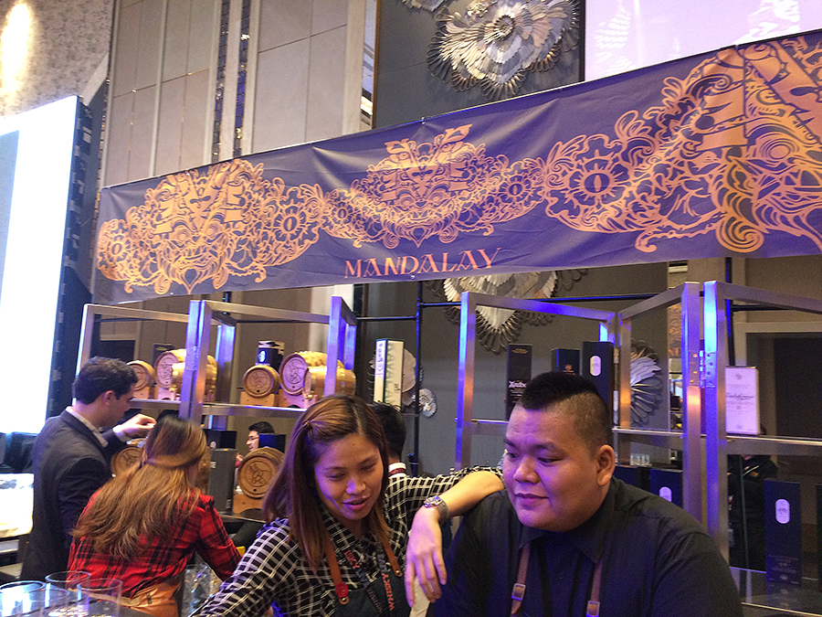 whisky live manila 2016 main bar