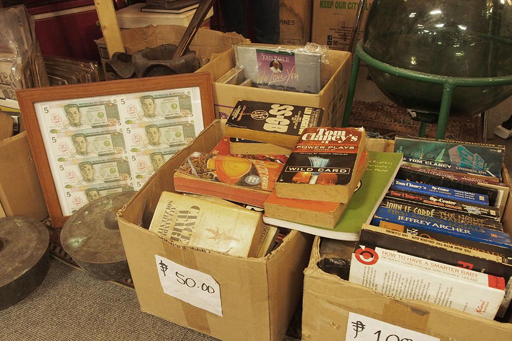 istorya vintage appreciation fair 2017 books