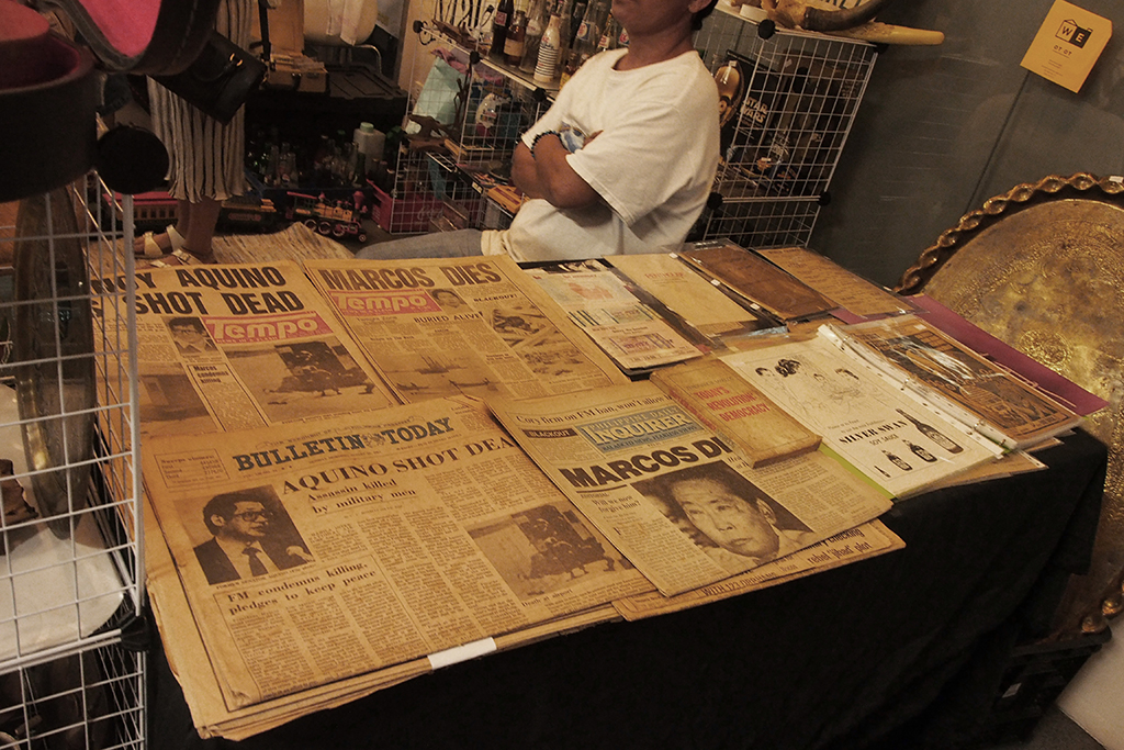istorya vintage appreciation fair 2017 marcos era newspaper