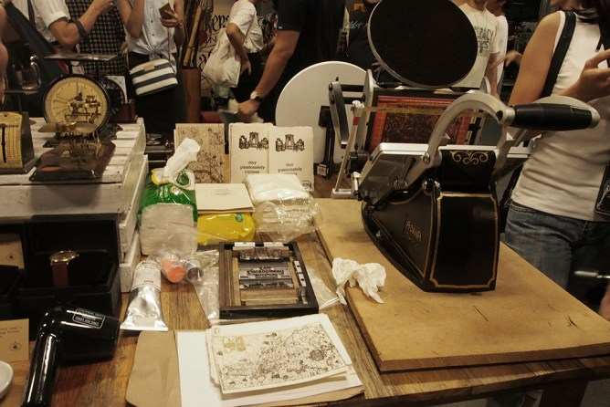istorya vintage appreciation fair 2017 the curious artisan letterpress