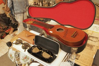 istorya vintage appreciation fair 2017 ukelele and sunglasses