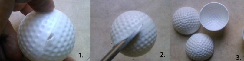 2- GolfBallPrep