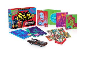 Adam West Batman Deluxe Package