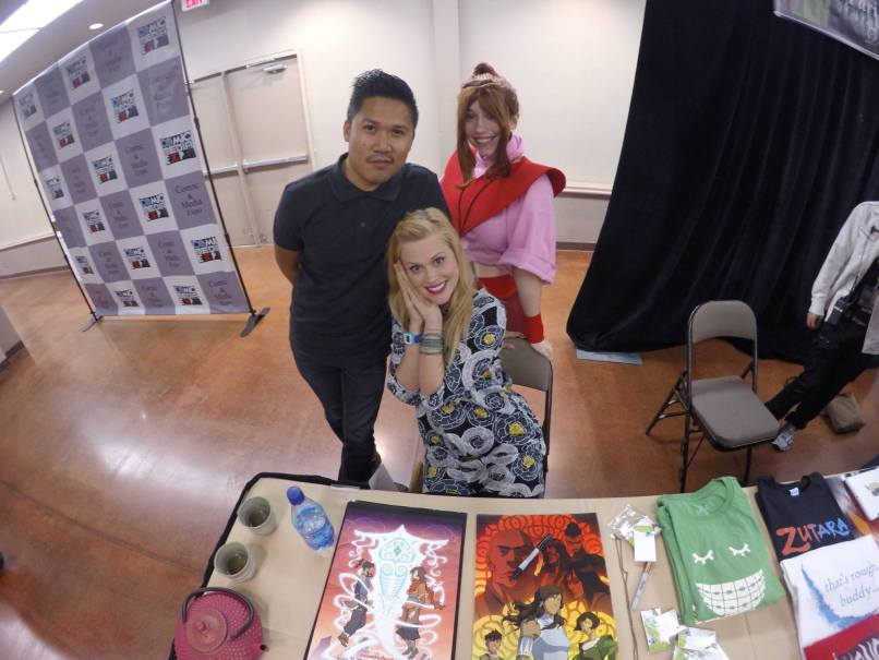 Image taken by the Mesa Comic and Media Expo staff at CMX 2014