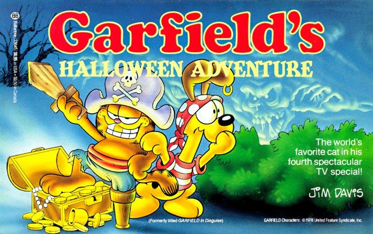 Garfield S Halloween Adventure And How It Shaped My Psychosis Fangirlnation Magazine