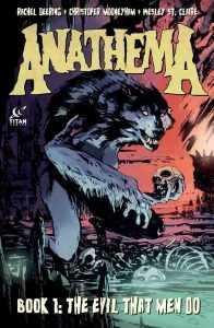 Anathema Book 1 cover