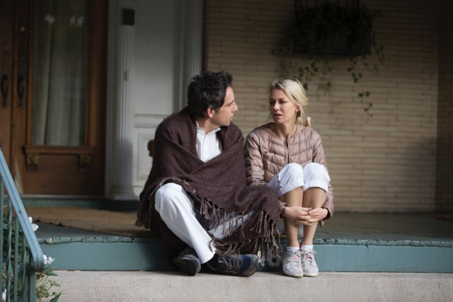 Ben Stiller and Noami Watts in Noah Baumbach's While We're Young