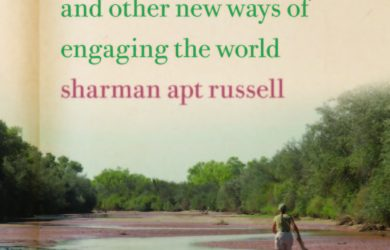 Cover for Diary of a Citizen Scientist Chasing Tiger Beetles and Other New Ways of Engaging the World Sharman Apt Russell