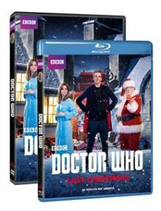 Doctor Who Last Christmas Cover