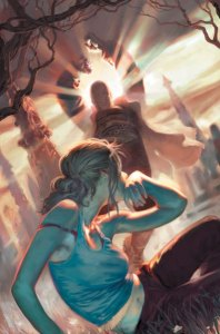 Jon Foster: Buffy Season 8
