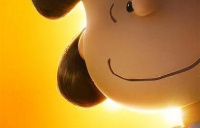 Poster for Lucy in the new 3D Peanuts Movie