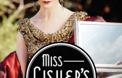 Miss Fisher's Murder Mysteries Series 2 DVD Cover