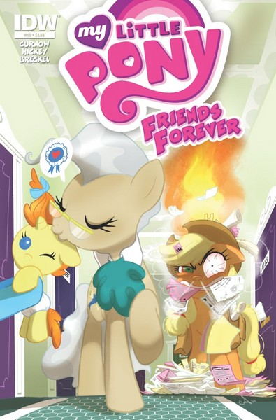 My Little Pony Friends Forever 15  Fangirlnation Magazine-8492