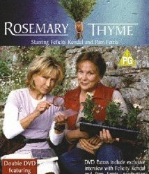 Rosemary & Thyme DVD cover