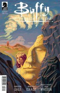 Cover for Buffy the Vampire Slayer Season 10  14