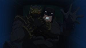 Batman vs. Owl