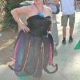Ursula cosplay at Wondercon 2015