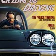 Paul F. Tomkpkins poster for Crying and Driving